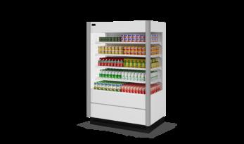 Холодильная витрина на встроенном холоде Zodiac